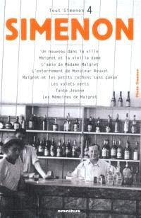 Tout Simenon. Volume 4