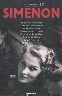 Tout Simenon. Volume 12