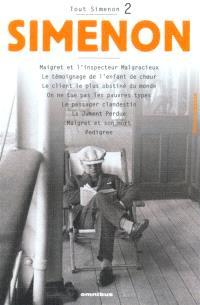 Tout Simenon. Volume 2