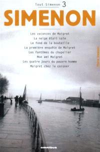 Tout Simenon. Volume 3