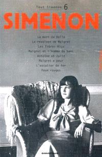 Tout Simenon. Volume 6