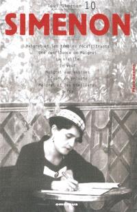 Tout Simenon. Volume 10