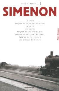 Tout Simenon. Volume 11