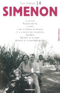 Tout Simenon. Volume 14