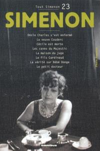 Tout Simenon. Volume 23
