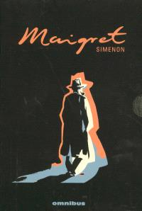 Coffret tout Maigret