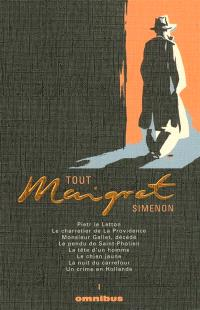Tout Maigret. Volume 1