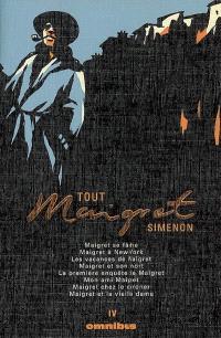 Tout Maigret. Volume 4
