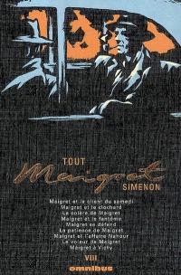 Tout Maigret. Volume 8