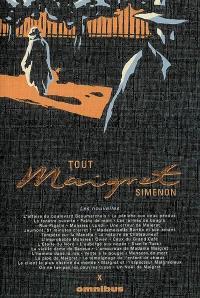 Tout Maigret. Volume 10, Les nouvelles