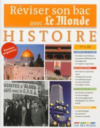 Histoire, terminale L, ES
