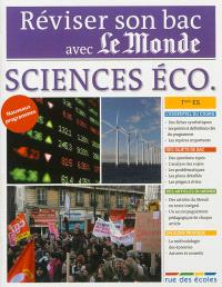 Sciences économiques et sociales : Terminale, série ES