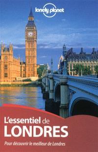 L'essentiel de Londres : pour découvrir le meilleur de Londres