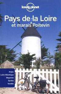 Pays de la Loire et marais poitevin : Anjou, Loire-Atlantique, Mayenne, Sarthe, Vendée