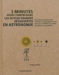3 minutes pour comprendre les 50 plus grandes observations en astronomie