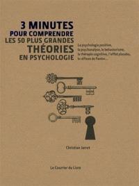 3 minutes pour comprendre les 50 plus grandes théories en psychologie