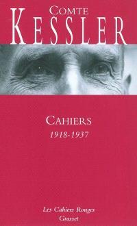 Cahiers 1918-1937