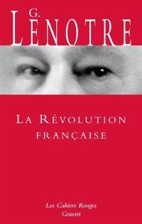 La petite histoire, La Révolution française