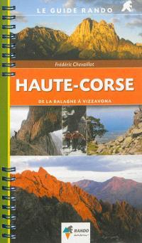 Haute-Corse : de la Balagne à Vizzanova