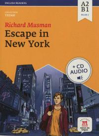 Escape in New York : A2-B1, palier 2