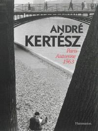 Paris, automne 1963