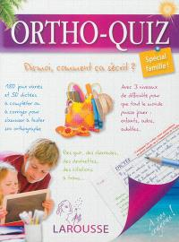 Ortho-quiz