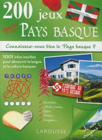 200 jeux spécial Pays basque : connaissez-vous bien le Pays basque ?