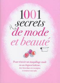 1.001 secrets de mode et beauté