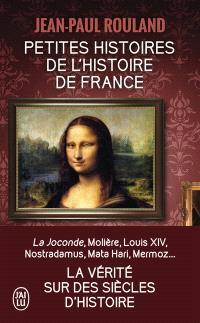 Petites histoires de l'histoire de France : document