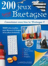 200 jeux spécial Bretagne : connaissez-vous bien la Bretagne ?