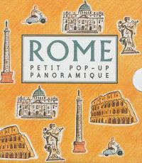 Rome : petit pop-up panoramique