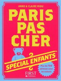 Paris pas cher : spécial enfants