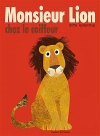 Monsieur Lion chez le coiffeur