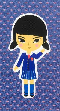 Naomi, la petite Japonaise
