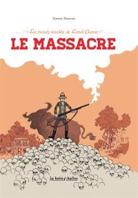 Le musée insolite de Limul Goma, Le massacre