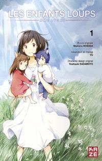 Les enfants loups : Ame & Yuki. Volume 1