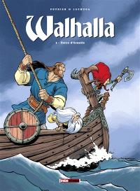 Walhalla. Volume 1, Terre d'écueils