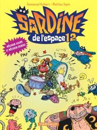Sardine de l'espace. Volume 12, Môssieur Susupe et môssieur Krokro