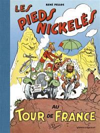 Le meilleur des Pieds nickelés, Les Pieds nickelés au Tour de France