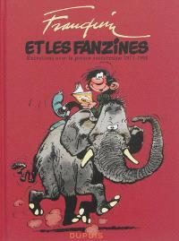 Franquin et les fanzines : entretiens avec la presse souterraine : 1971-1993