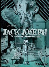 Jack Joseph : soudeur sous-marin