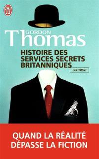 Histoire des services secrets britanniques : document