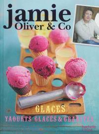 Glaces, yaourts glacés & granités