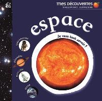 Espace : astronaute, planète, navette, Terre