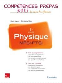 Physique MPSI-PTSI 1re année : nouveaux programmes 2013