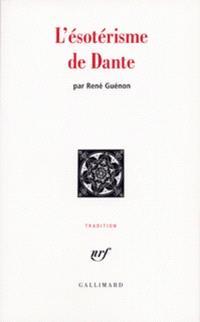 L'ésotérisme de Dante