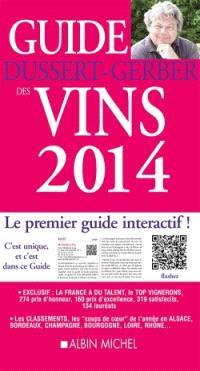 Guide Dussert-Gerber des vins 2014 : le premier guide interactif !
