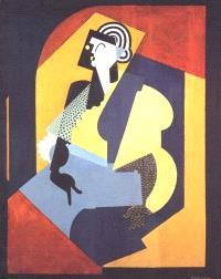Albert Gleizes : le cubisme en majesté : exposition, Barcelone, Museu Picasso, 28 mars-5 août 2001, Lyon, Musée des beaux-arts, 6 sept.-10 déc. 2001