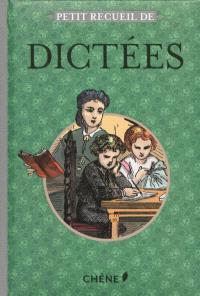 Petit recueil de dictées