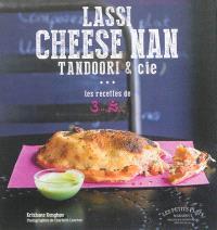 Lassi, cheese nan, tandoori & Cie : les recettes de Bollynan